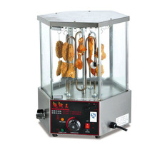 Rotary Electric Shish Kebab machine