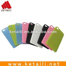 Hard plastic candy color TPU case for Iphone 4G cell phone cases with water wave