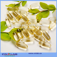 High quality organic evening primrose oil hair growth capsule for sale