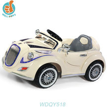 WDQY518 Baby Car With Music Light Easy Control Keep Baby Safty