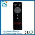 2.4g fly mouse remote control with trackball with UL ROHS ISO BV