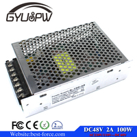 Universal power source ac/dc 48V 2A 100W Switching Power Supply dc48v unit led Transformer ac100v 220v to adapter for strip lamp