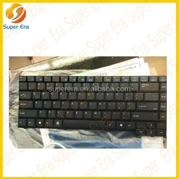 new original US USA America keyboard for Asus X51L laptop spare parts -----SUPER ERA