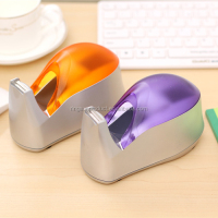 Plastic fashion label dispenser tape cutter tape dispenser RS-7091