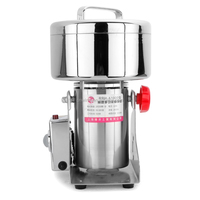 electric automatic home rice grinder mill machine