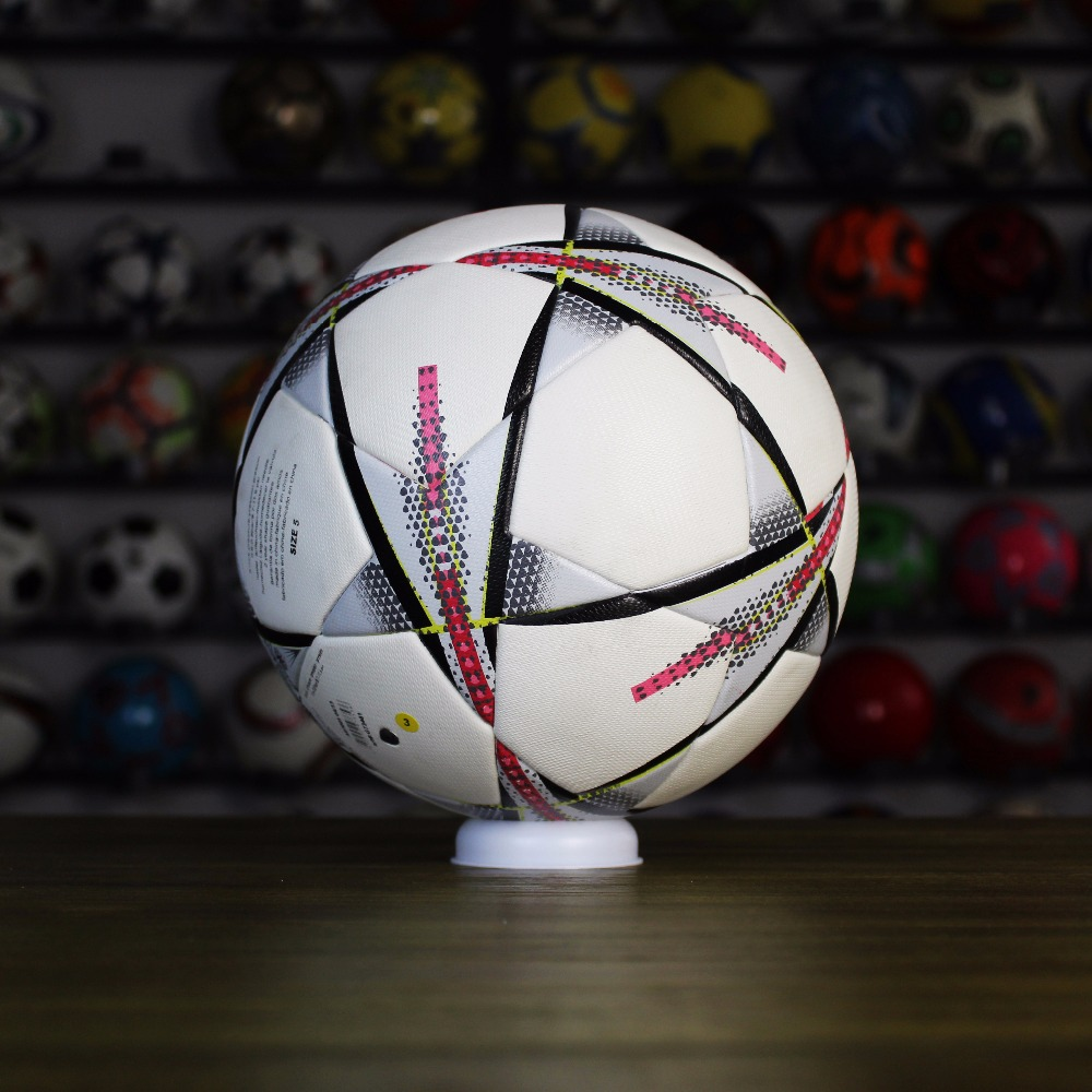Custom Futsal ball soccer ball size 5 Professional official fussball football pvc/tpu futebol machine stitched soccer