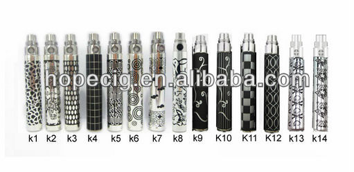 2013 High quality and Large Power ego k battery ego King battery