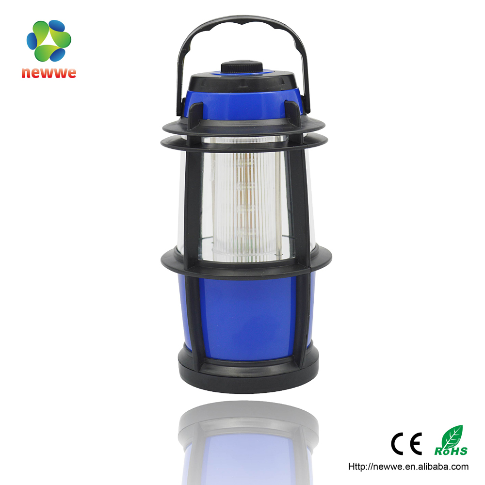 16LED new small plastic camp lamp cylindrical fashion lantern tent handheld eremergency lamp circuit lantern lowes