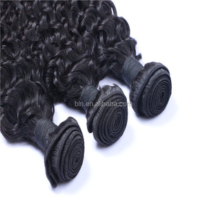 Aliexpress hair brazilian kinky curly hair weft virgin hair bundles for black women