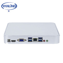 New product HTPC for school pc H30 I5-6200U MINI barebone pc with single lan