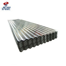 Cheap corrugated steel sheet / color coated galvanized steel sheet / corrugated galvanized sheet