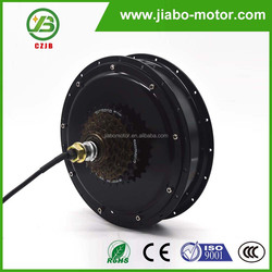 JB-205/55 brushless gearless hub dc electric bicycle 2500w motor permanent magnet