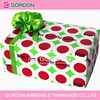 satin ribbon Gift packaging bows for decoration