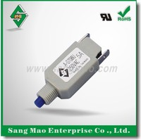 Circuit Breaker for Regulator Protection