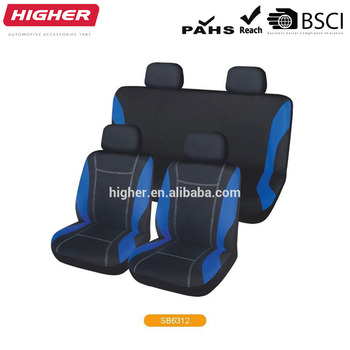 Factory oem stylish t-shirt universal car accessories of seat cover