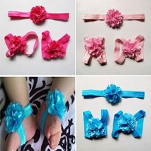 Wholesale Kids Korea Hair Accessories Top Baby Headband 3 Pc/Set