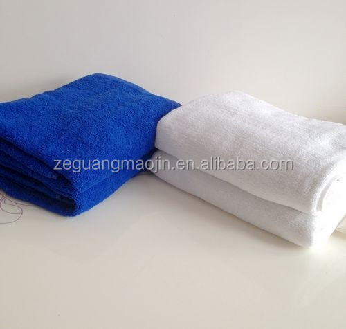 100% cotton Eco-friendly healthy fire treatment towel