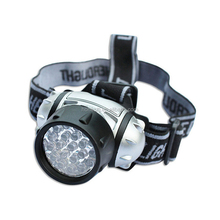 Professional work use outdoor rechargeable high level led headlamp flashlight