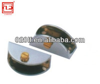 Super high quality Glass clips for cabinet