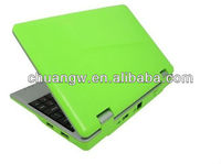 hot ! 7 inch mini student laptop netbook via 8850 notebook