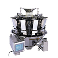 Automatic 10 head multihead weigher packing machine