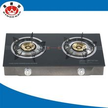 2 burner Commercial kitchen cheapest portable gas stove
