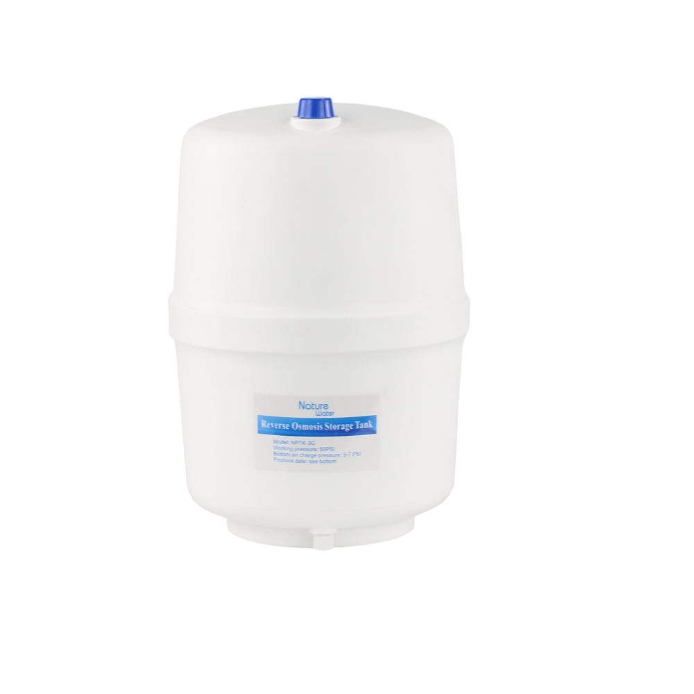 NPTK-3G RO Storage Tank plastic for RO system Water Filter Parts