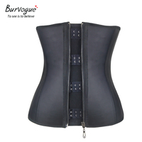 Burvogue Women Steel Boned Plus Size