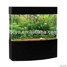 Acrylic big fish tanks for sale in China