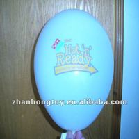 printed latex balloon for UK customer