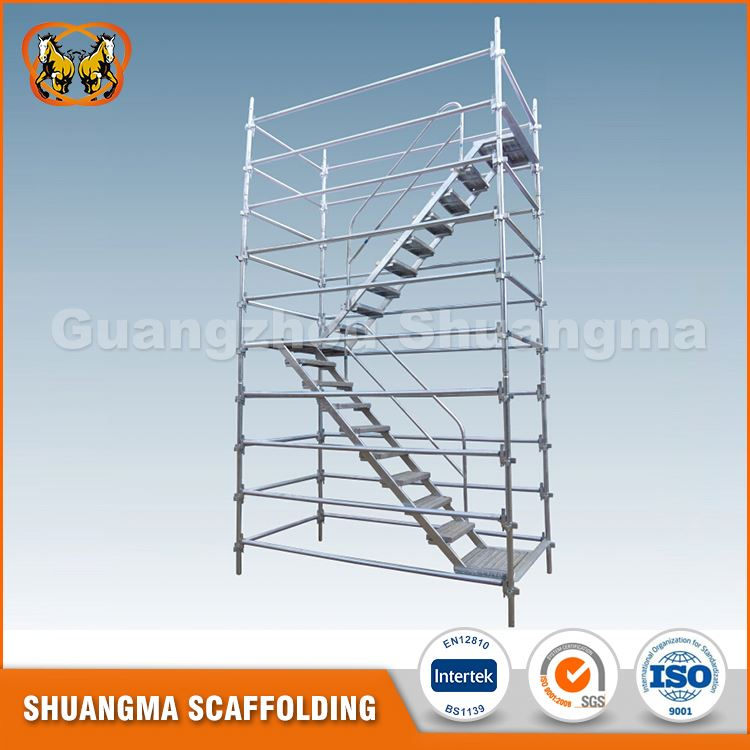 Factory price customized size kwikstage systems scaffolding