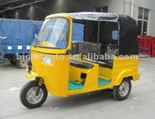 150cc Indian Bajaj Style Passenger Tricycle