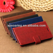 Hot selling! wallet leather case for Samsung Galaxy Note 3 N9000