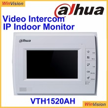 Alarm integration 8 apartments video intercom system family doorbell dahua brand