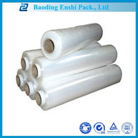 PVC PE clear static cling film used for protective