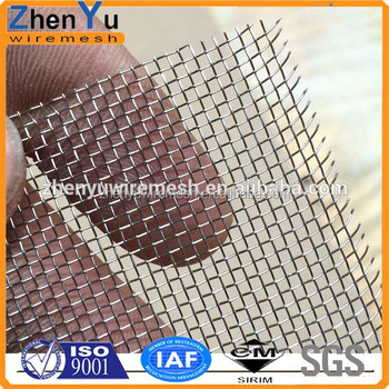 High Quality 304 Stainless Steel Wire Mesh with 30 years history