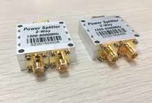 factory price made in China 800-2500MHz Online shopping china SMA female 2 way power divider/power splitter