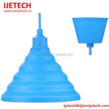 New design folding silicone led lamp kit for the house