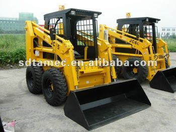 JC45 skid loader,china bobcat,engine power 50hp,loading capacity 700kg