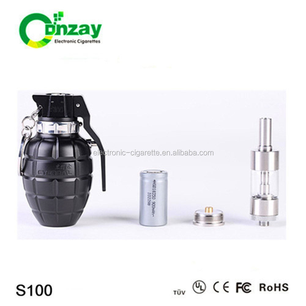 Newest products!!!wholesale Original FITH S100 Mod with 18350 battery from conzay