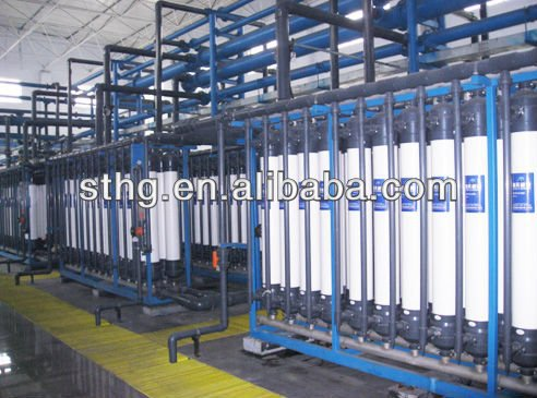 UF water treatment system Ultrafiltration filtration unit