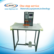 micro spot welding machine for battery pack materials thickness 0.08-0.15mm