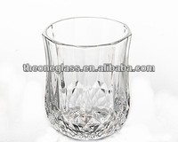 New Style Beautiful Glass Cup/Shinning Bottom Glass Cup for Whisky/Wine