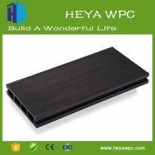 HEYA superior quality waterproof black solid engineered wood laminate flooring
