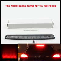 Top quality for VW Scirocco 2008~ 2016 the third brake light lamp fit perfect with orignal car high brightness pure red color