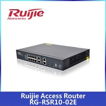 Best Price Access Router Ruijie RG-RSR10-02E Network Router supports QoS IPv6