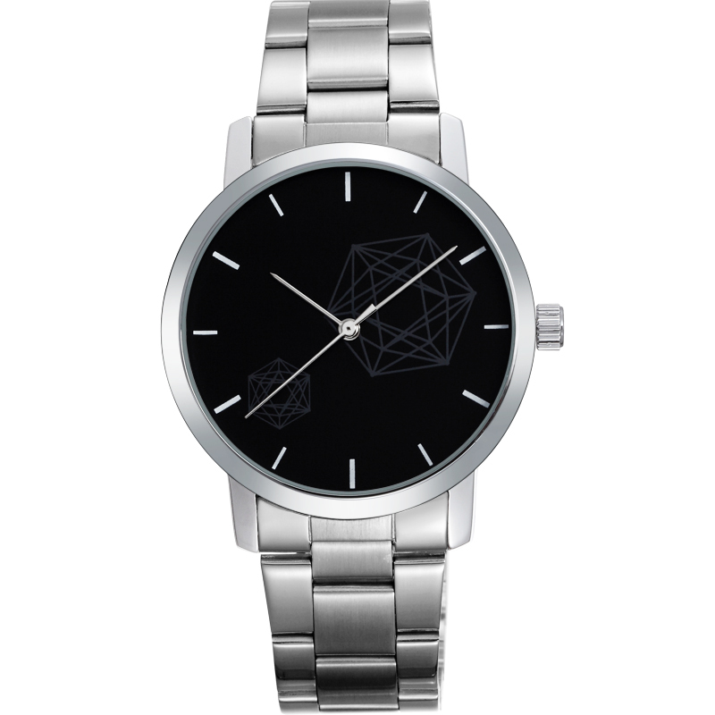 Best selling stainless steel waterproof watch for time service international watches