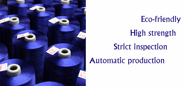 Factory price free sample cheap embroidery shuttle yarn