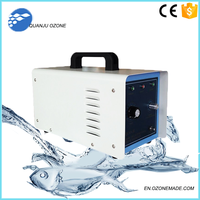 High efficiency portable fresh fruit and vegetable ozone generator for low price sale