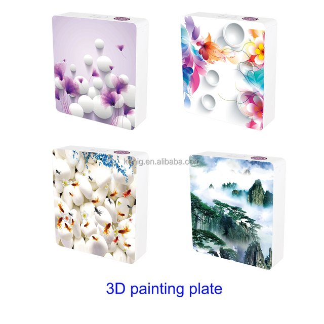 DIY! Aromatic! Colorful! Sanitary Ware fittings 3D Decoration Panel Plastic Twin Dual flush Toilet WC Water Tanks Cistern